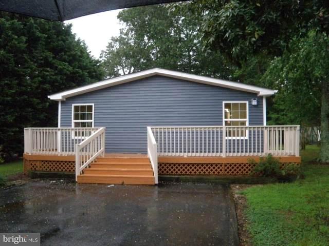 164 White Pine Drive, MILLSBORO, DE 19966 (#DESU161332) :: Barrows and Associates