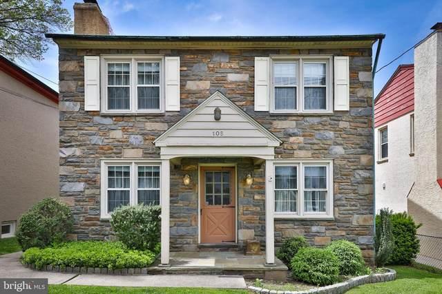 105 W 2ND Avenue, CONSHOHOCKEN, PA 19428 (#PAMC649180) :: LoCoMusings