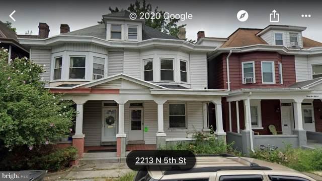 2216 N 5TH Street, HARRISBURG, PA 17110 (#PADA121584) :: Liz Hamberger Real Estate Team of KW Keystone Realty