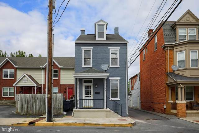129 N 4TH Street, COLUMBIA, PA 17512 (#PALA163250) :: TeamPete Realty Services, Inc