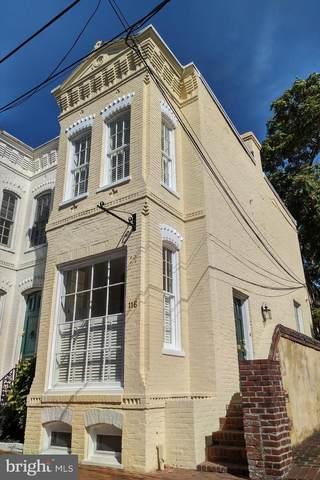 116 S Pitt Street, ALEXANDRIA, VA 22314 (#VAAX246482) :: Network Realty Group