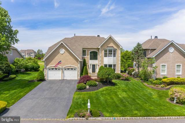 217 Laurel Creek Boulevard, MOORESTOWN, NJ 08057 (#NJBL372908) :: Nexthome Force Realty Partners