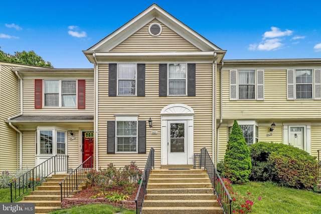 8621 Braxted Lane, MANASSAS, VA 20110 (#VAMN139574) :: Jacobs & Co. Real Estate