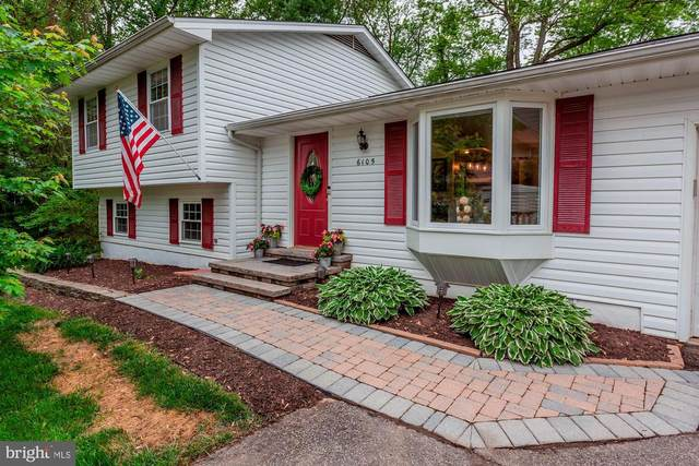 6105 Windward Drive, BURKE, VA 22015 (#VAFX1129822) :: The Licata Group/Keller Williams Realty