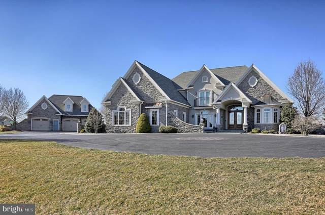 580 S Oak Grove Road, HARRISBURG, PA 17111 (#PADA121594) :: ExecuHome Realty