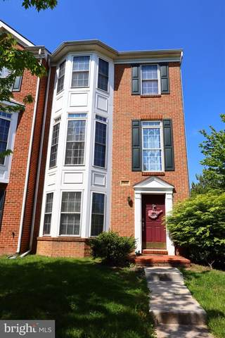 13632 Lavender Mist Lane, CENTREVILLE, VA 20120 (#VAFX1129824) :: The Vashist Group