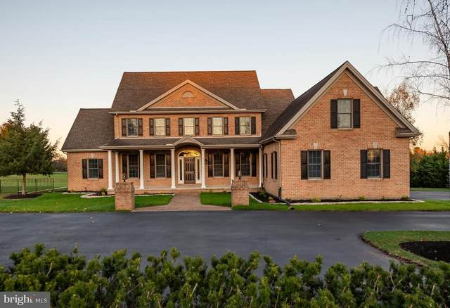 151 Apple Tree Lane, HUMMELSTOWN, PA 17036 (#PADA121598) :: TeamPete Realty Services, Inc