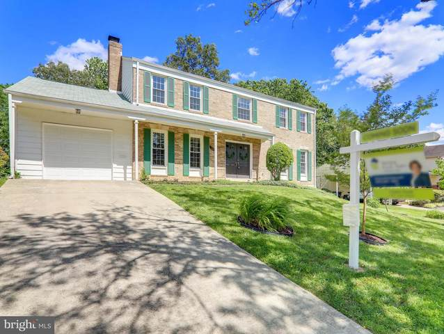 7011 Wood Thrush Drive, LANHAM, MD 20706 (#MDPG569038) :: ExecuHome Realty