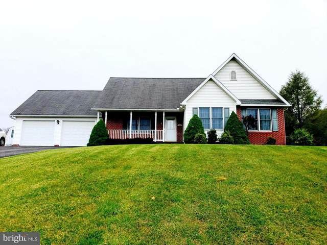 104 Pinecrest Drive, FROSTBURG, MD 21532 (#MDAL134288) :: Bruce & Tanya and Associates