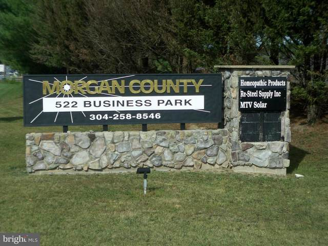 12 Off Us Rt 522 S, BERKELEY SPRINGS, WV 25411 (#WVMO116886) :: Hill Crest Realty
