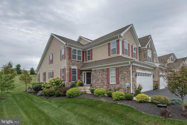 45 Iron Hill Way, COLLEGEVILLE, PA 19426 (#PAMC649228) :: RE/MAX Main Line