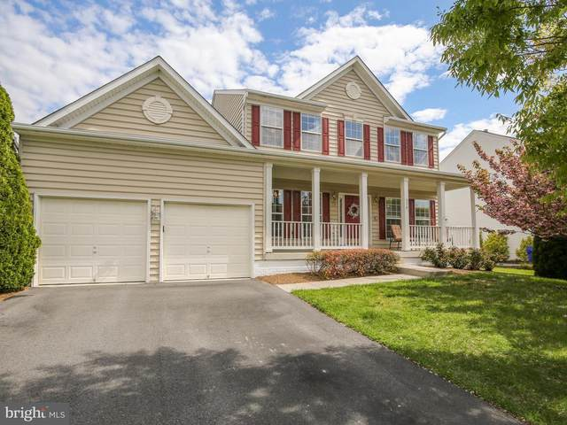 116 Sesar Court, WINCHESTER, VA 22602 (#VAFV157586) :: The Licata Group/Keller Williams Realty
