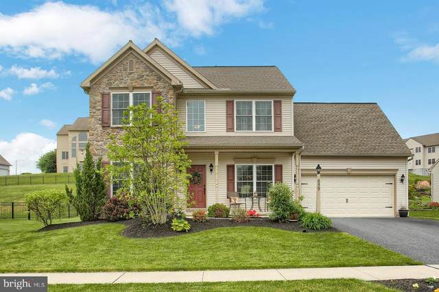 659 Cattail Drive, HARRISBURG, PA 17111 (#PADA121604) :: TeamPete Realty Services, Inc