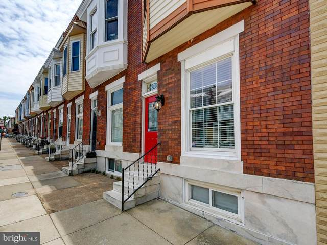 502 S Potomac Street, BALTIMORE, MD 21224 (#MDBA511104) :: Tessier Real Estate