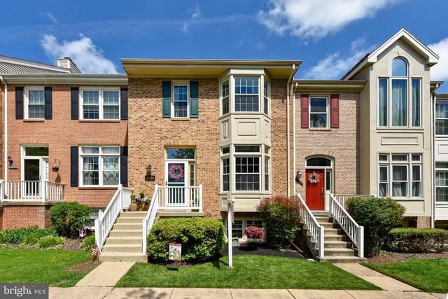 14546 Smithwood Drive, CENTREVILLE, VA 20120 (#VAFX1129890) :: The Putnam Group