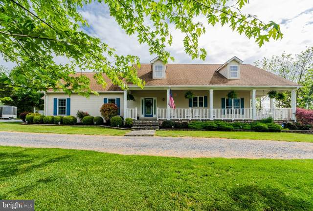 361 Overlook View Drive, FRONT ROYAL, VA 22630 (#VAWR140336) :: The Sky Group