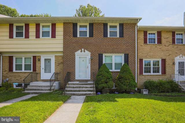 243 Cedarmere Circle, OWINGS MILLS, MD 21117 (#MDBC494662) :: Century 21 Dale Realty Co