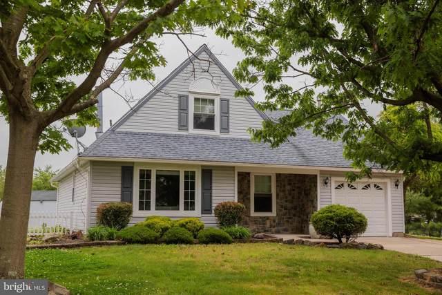 33 Woodhurst Drive, EASTAMPTON, NJ 08060 (#NJBL372950) :: The Dailey Group