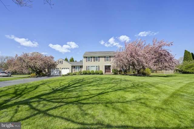 43 Highmont Drive, PRINCETON JUNCTION, NJ 08550 (#NJME295776) :: Erik Hoferer & Associates
