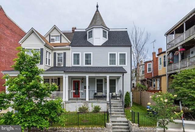 3513 10TH Street NW #1, WASHINGTON, DC 20010 (#DCDC469774) :: Tessier Real Estate