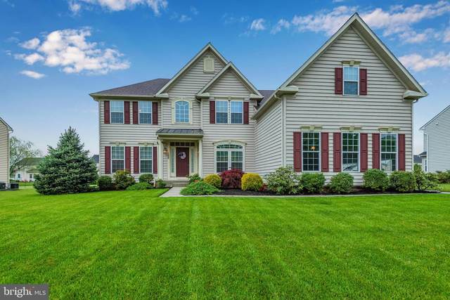 168 Warm Sunday Way, MECHANICSBURG, PA 17050 (#PACB123748) :: TeamPete Realty Services, Inc