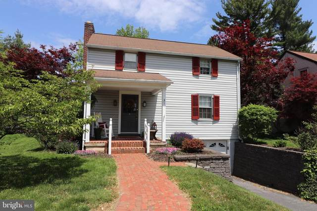 31 Kreider Avenue, LANCASTER, PA 17601 (#PALA163294) :: The Craig Hartranft Team, Berkshire Hathaway Homesale Realty