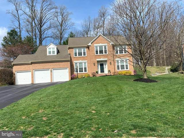 11716 Mayfair Field Drive, LUTHERVILLE TIMONIUM, MD 21093 (#MDBC494688) :: Radiant Home Group