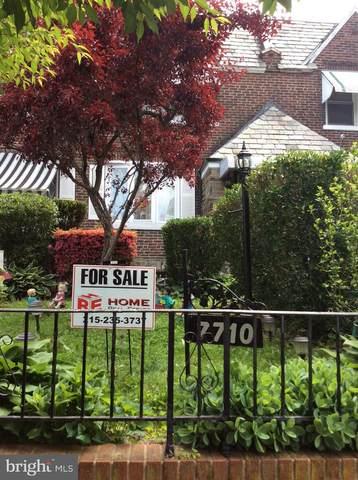 7710 Pickering Street, PHILADELPHIA, PA 19150 (#PAPH897450) :: The Matt Lenza Real Estate Team