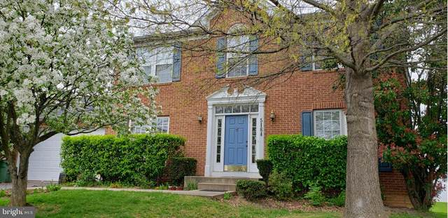 5164 Tiverton Court, FREDERICK, MD 21703 (#MDFR264562) :: The Gus Anthony Team