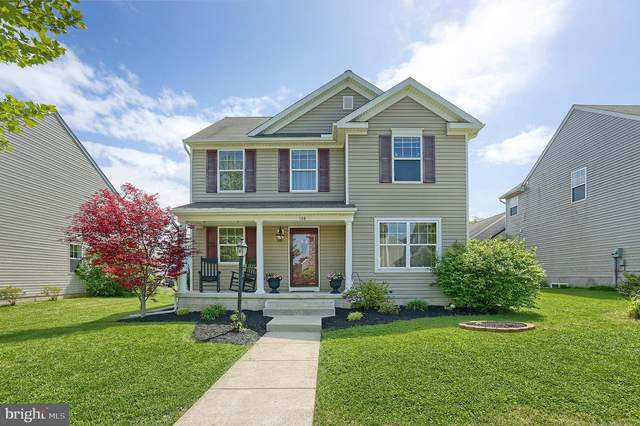 108 Basil Street, MARIETTA, PA 17547 (#PALA163296) :: The Heather Neidlinger Team With Berkshire Hathaway HomeServices Homesale Realty