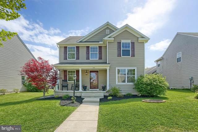 108 Basil Street, MARIETTA, PA 17547 (#PALA163296) :: The Joy Daniels Real Estate Group