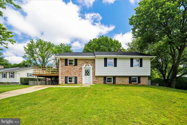 8209 Brandon Drive, MILLERSVILLE, MD 21108 (#MDAA434780) :: Shamrock Realty Group, Inc