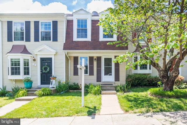 43 Huntley Court, STERLING, VA 20165 (#VALO411448) :: EXP Realty