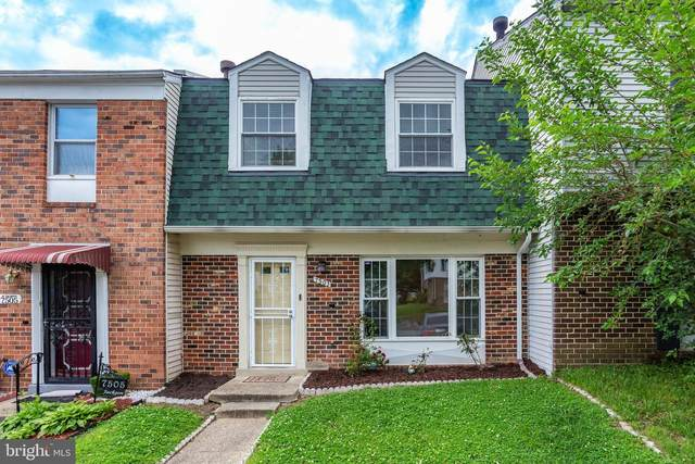 7503 Courtney Place, LANDOVER, MD 20785 (#MDPG569072) :: ExecuHome Realty