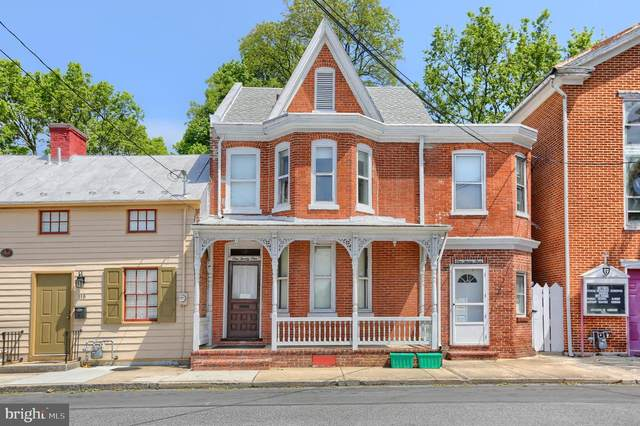 121 E Pomfret Street, CARLISLE, PA 17013 (#PACB123752) :: The Heather Neidlinger Team With Berkshire Hathaway HomeServices Homesale Realty