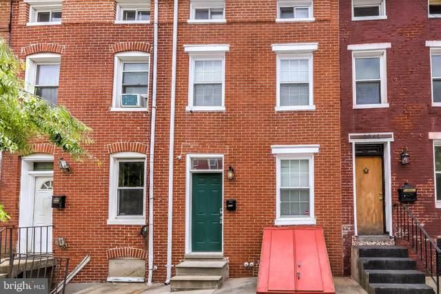 1039 Hollins Street, BALTIMORE, MD 21223 (#MDBA511116) :: Peter Knapp Realty Group
