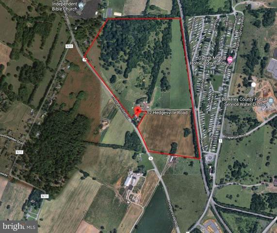 Hedgesville Road, MARTINSBURG, WV 25403 (#WVBE177288) :: Hill Crest Realty