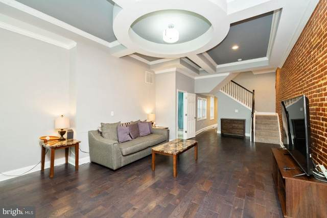 1326 Hollins Street, BALTIMORE, MD 21223 (#MDBA511124) :: Corner House Realty