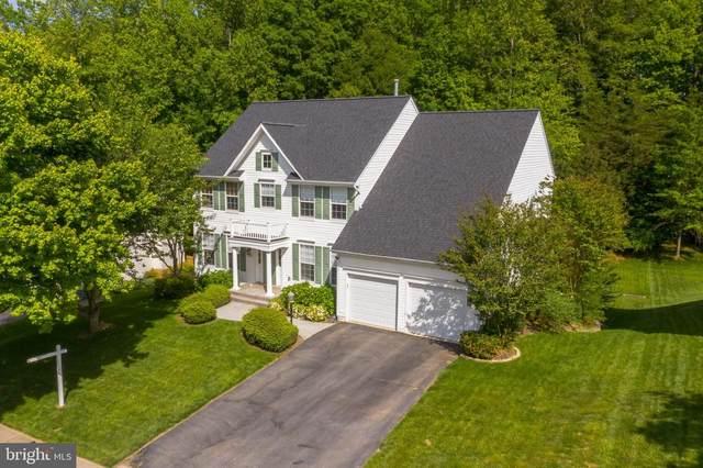 15543 Toddsbury Lane, MANASSAS, VA 20112 (#VAPW495370) :: The Piano Home Group