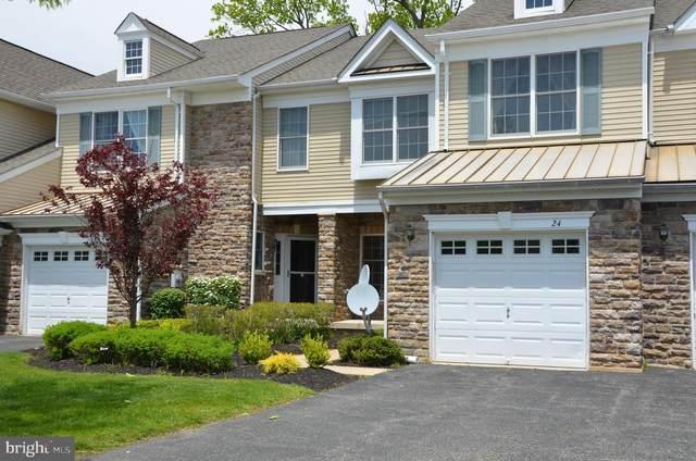 24 Nestlewood Way, PRINCETON, NJ 08540 (#NJME295786) :: Erik Hoferer & Associates