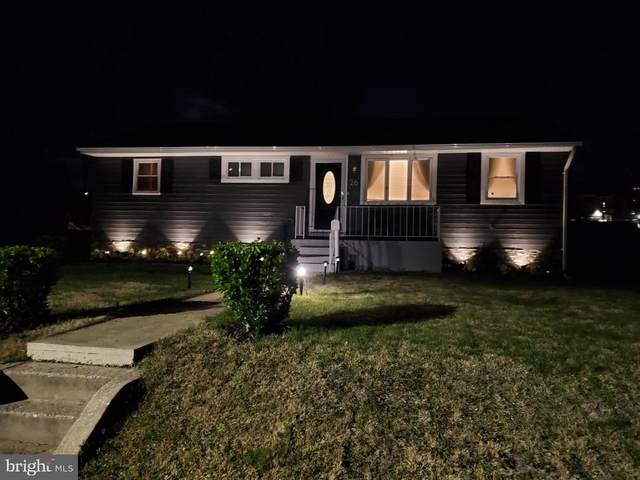 26 Wengate Road, OWINGS MILLS, MD 21117 (#MDBC494702) :: Radiant Home Group