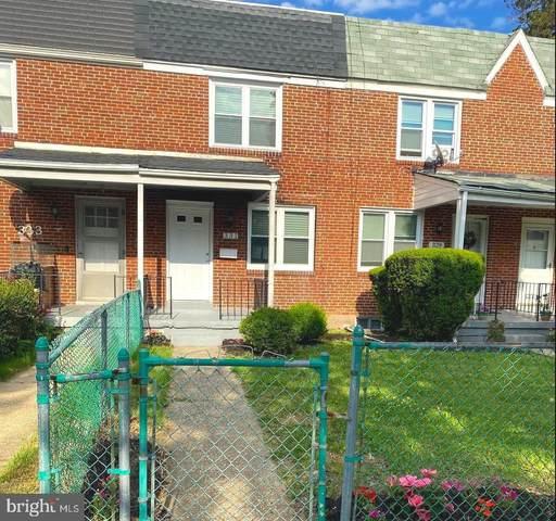 331 Allendale Street, BALTIMORE, MD 21229 (#MDBA511130) :: Corner House Realty