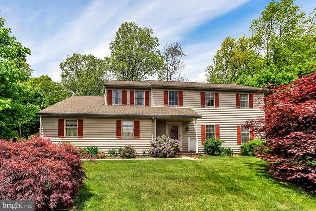 501 Crestwood Drive, RED LION, PA 17356 (#PAYK137940) :: Tessier Real Estate