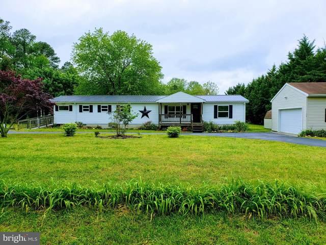 11546 Adamsville Road, GREENWOOD, DE 19950 (#DESU161396) :: Blackwell Real Estate