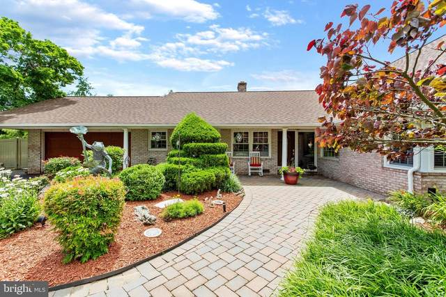 3505 Round Hollow Road, BALTIMORE, MD 21208 (#MDBC494712) :: Bob Lucido Team of Keller Williams Integrity