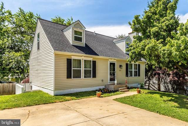 206 Village Way, MOUNT AIRY, MD 21771 (#MDFR264576) :: Gail Nyman Group