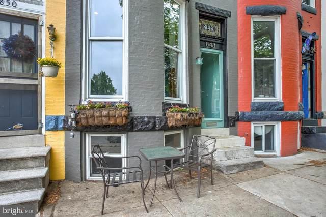 848 W 35TH Street, BALTIMORE, MD 21211 (#MDBA511136) :: The Licata Group/Keller Williams Realty