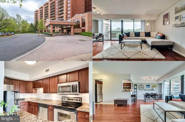 2230 George C Marshall Drive #917, FALLS CHURCH, VA 22043 (#VAFX1129970) :: City Smart Living