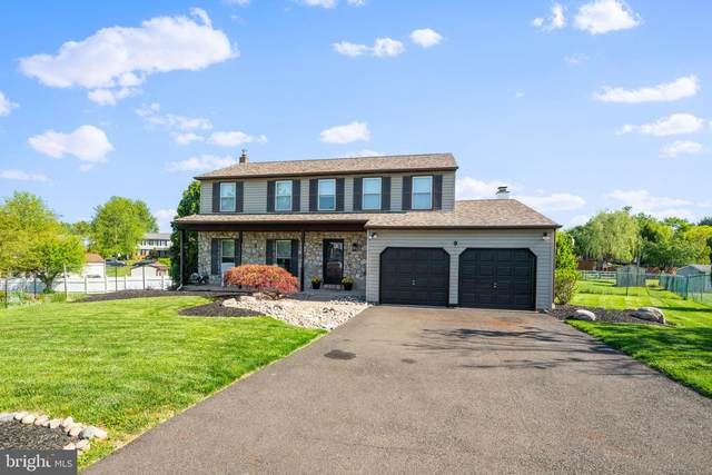 9 Bromley Way, LANGHORNE, PA 19047 (MLS #PABU496806) :: The Premier Group NJ @ Re/Max Central