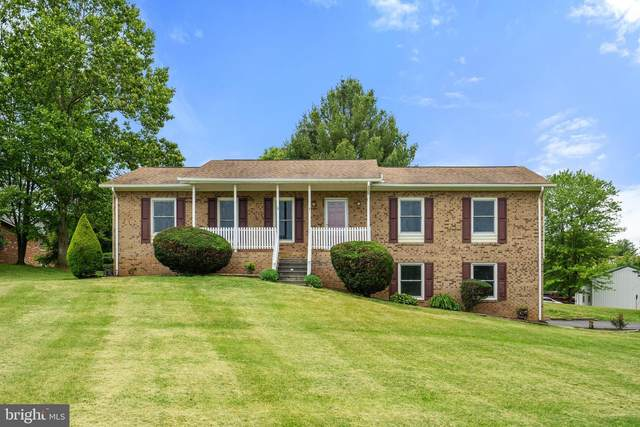9757 Millers Court, WARRENTON, VA 20186 (#VAFQ165610) :: Bob Lucido Team of Keller Williams Integrity